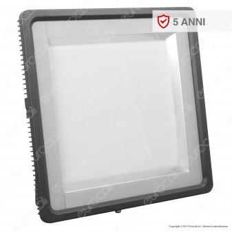 V-Tac VT-491000 Faretto LED SMD 1000W da Esterno Colore Grigio Big Power Series - SKU 5915 / 5916