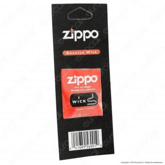 Zippo Wick Stoppino di Ricambio per Accendini Zippo - 100mm