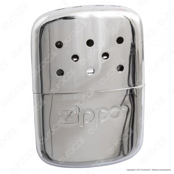 Scaldamani Zippo Hand Warmer Mod. 40365 Cromo Lucido - Ricaricabile