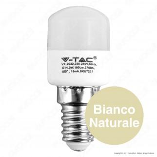 V-Tac VT-2032 Lampadina LED E14 2W Bulb ST26 - SKU 7237 / 7238 / 7239
