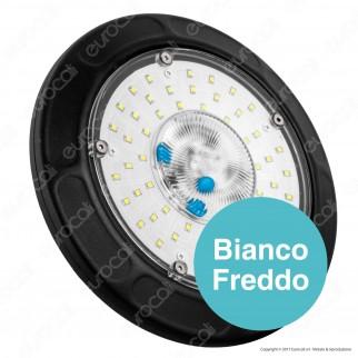 V-Tac VT-9053 Lampada Industriale LED Ufo Shape 50W SMD - SKU 5554 / 5555