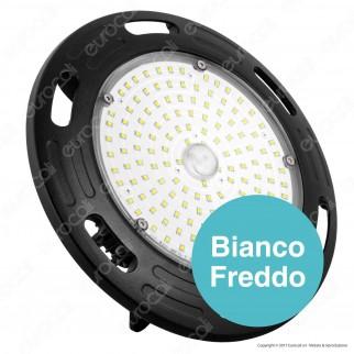 V-Tac VT-9120 Lampada Industriale LED Ufo Shape 100W SMD - SKU 5550 / 5551