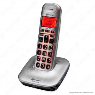 Amplicomms BigTel 1200 Telefono Cordless per Portatori di Apparecchi Acustici