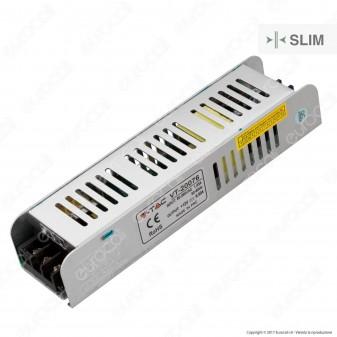 V-Tac Alimentatore 75W Slim Series Per Uso Interno a 1 Uscita con Morsetti a Vite - SKU 3230