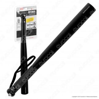 CFG EL035 Torcia LED Defender in Alluminio con Batterie Incluse