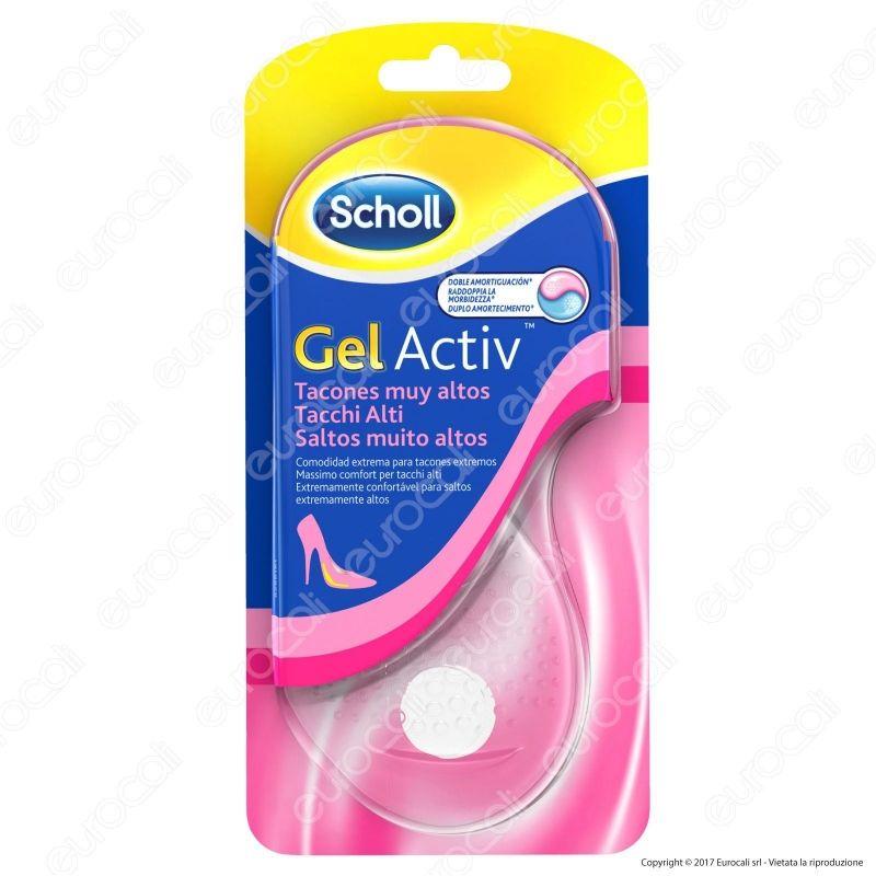 Acquista Scholl Gel Activ Solette Donna Invisibili per