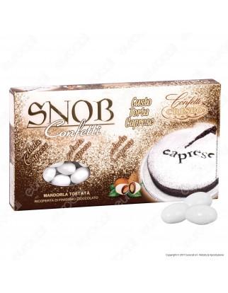 Confetti Crispo Snob con Mandorle Tostate Torta Caprese - Confezione 500g