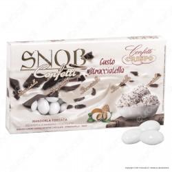 Confetti Crispo Snob con Mandorle Tostate Gusto Stracciatella - Confezione 500g