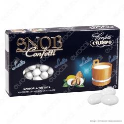 Confetti Crispo Snob con Mandorle Tostate Gusto Cioccolato al Latte - Confezione 1000g