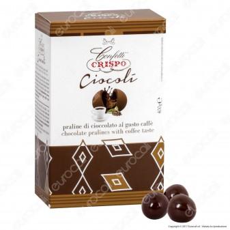 Confetti Crispo Ciocolì Praline di Cioccolato al Cointreau - Confezione 400g