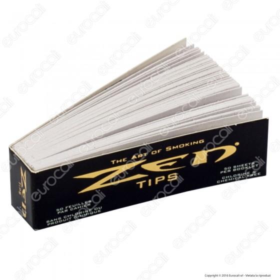 Zen Filtri In Carta Slim - Blocchetto Singolo