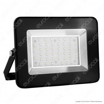 V-Tac VT-4631 I-Series Faretto LED SMD 30W Ultra Sottile da Esterno Colore Nero - SKU 5882