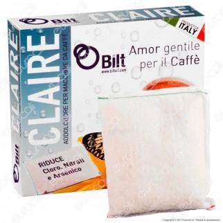 Claire Dispositivo per il Trattamento dell'Acqua Potabile per Macchine da Caffè - Riduce Cloro Nitrati Arsenico