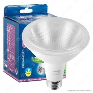 Duralamp Reflect Lampadina LED E27 10,5W Bulb Par Lamp PAR30 IP65 - mod. L7106W / L7106