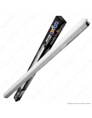 Wiva Tubo LED Plafoniera 55W mod. Niagara Lampadina 150cm Impermeabile - mod. 51200037 / 51200038