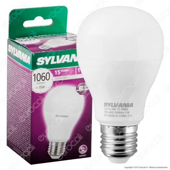 Sylvania ToLEDo Lampadina LED E27 11W Bulb A60