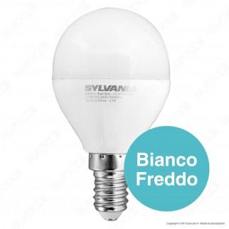 Sylvania ToLEDo Ball Lampadina LED E14 5,6W MiniGlobo P45 Dimmerabile