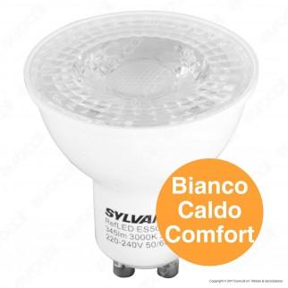 Sylvania RefLED Lampadina LED GU10 4,5W Faretto Spotlight 36°