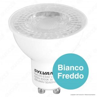 Sylvania RefLED Lampadina LED GU10 6W Faretto Spotlight 36° Dimmerabile