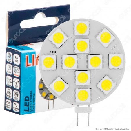 Life Lampadina LED G4 1,7 W Bulb Disc - mod. 39.930124C / 39.930124F