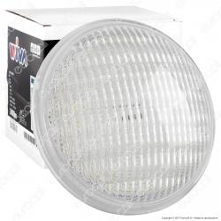 Wiva Lampada LED da Piscina PAR56 24W IP68 12V Attacco a Vite - mod. 12100088