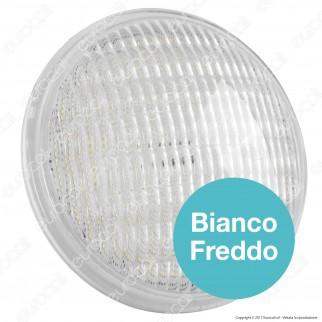 Wiva Lampada LED da Piscina 24W IP68 12V Attacco a Vite