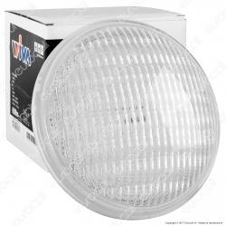 Wiva Lampada LED da Piscina PAR56 18W IP68 Multicolore RGB 12V Attacco a Vite - mod. 12100089