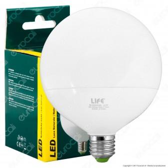 Life Lampadina LED E27 24W Globo G120