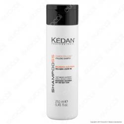 Kédan Professional Shampoo Vitalizzante con Collagene e Olio d'Oliva - Flacone da 250ml