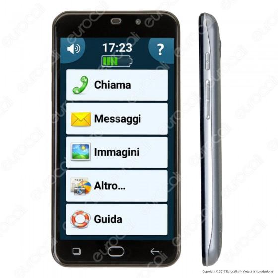 Amplicomms PowerTel M9500 Smartphone Comfort per Portatori di Apparecchi Acustici