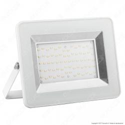 V-Tac VT-4651 I-Series Faretto LED SMD 50W Ultrasottile da Esterno Colore Bianco - SKU 5904 / 5905 / 5906