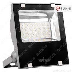 Wiva Faretto LED SMD 30W Colore Nero 12-24V DC - mod. 91100823