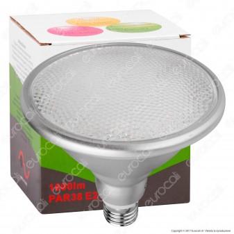 FAI Lampadina LED E27 18W Bulb Par Lamp PAR38 IP65