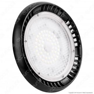 V-Tac VT-9055 Lampada Industriale LED Ufo Shape 50W SMD 90° High Bay - SKU 5559 / 5560