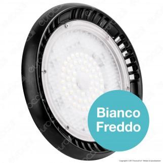V-Tac VT-9055 Lampada Industriale LED Ufo Shape 50W SMD 90° - SKU 5559 / 5560