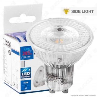 Kanlux FulledLampadina LED GU10 3,3W Faretto Spotlight 120°