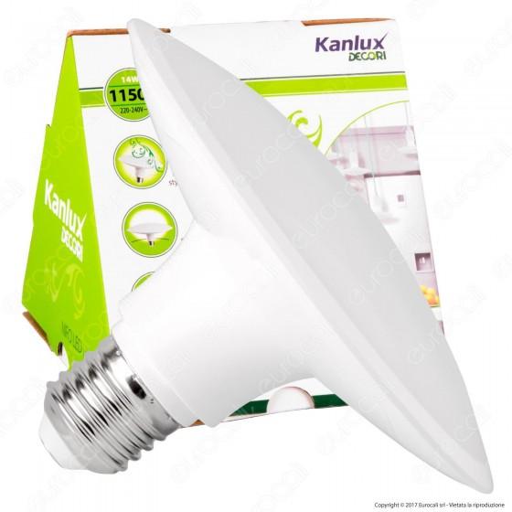Kanlux Nifo Lampadina LED E27 14W Ufo