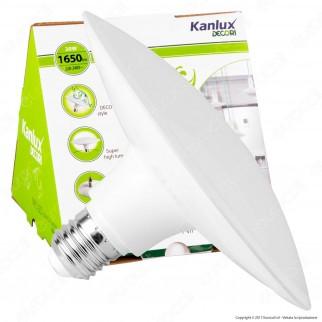 Kanlux Nifo Lampadina LED E27 20W Ufo
