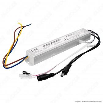 Life Kit d'Emergenza per lampade LED e Strisce LED con Potenza Massima di 4W