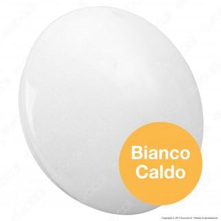 V-Tac VT-8063 Plafoniera LED 18W Forma Circolare Effetto Cielo Stellato - SKU 1376 / 1377 / 1378