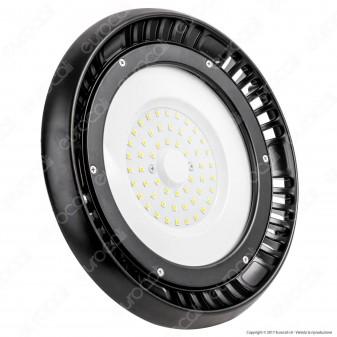 V-Tac VT-9115 Lampada Industriale LED Ufo Shape 100W SMD 120° - SKU 5573 / 5574