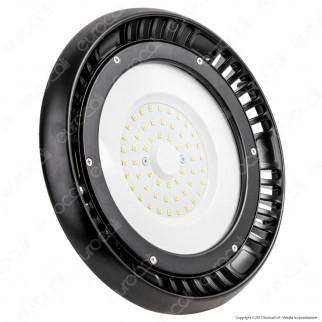V-Tac VT-9115 Lampada Industriale LED Ufo Shape 100W SMD 120° High Bay - SKU 5573 / 5574