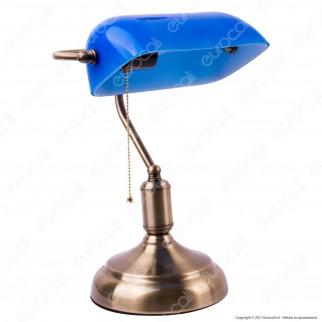 V-Tac VT-7151 Lampada da Tavolo Vintage con Portalampada per Lampadine E27 - SKU 3912 / 3913 / 3914