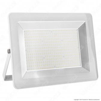 V-Tac VT-46200 I-Series Faro LED SMD 200W Ultrasottile da Esterno Colore Bianco - SKU 5907