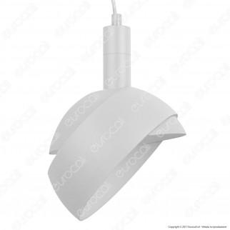 V-TAC VT-7100 Lampadario in Alluminio con Portalampada per Lampadine E14 - SKU 3920 / 3922 / 3923 / 3924 / 3925