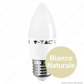 V-Tac VT-2097 Lampadina LED E14 7W Candela - SKU 7318 / 7319 / 7320