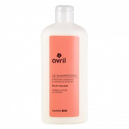 Avril Shampoo Brillantezza Colore (Capelli Colorati e con Mèches) - Flacone da 250ml