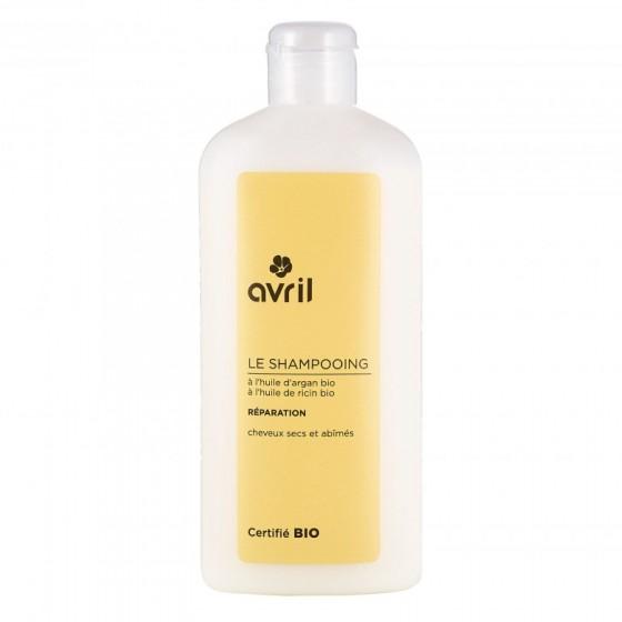 Avril Shampoo Riparazione (Capelli Secchi e Danneggiati) - Flacone da 250ml