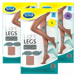 Scholl Collant Light Legs - Nude 20 Denari