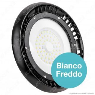 V-Tac VT-9065 Lampada Industriale LED Ufo Shape 50W SMD 120° - SKU 5557 / 5558